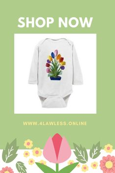 Custom designed babysuit available in different colors. Baby Bodysuit, Different Colors, Babyshower, Shop Now, Custom Design, Fashion Accessories, Board, Shopping, Shower Baby
