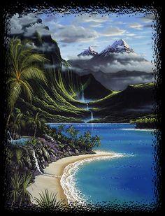 Пейзажи, природа, натюрморты, времена года. Анимационные картинки в формате gif для гостевых книг и блогов с кодами
