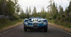 Dieser Jaguar C-Type ist Ihr Ticket für den Concours of Elegance 2015   Classic Driver Magazine
