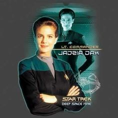 Star Trek Deep Space Nine Jadzia Dax T Shirt