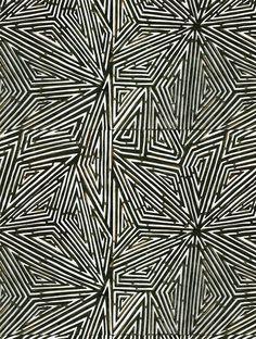 Japanese katagami stencils