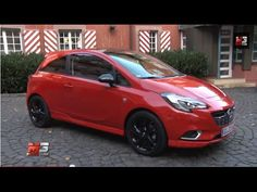 #OPEL CORSA 1.0 ECOTEC TURBO 3 DOOR 2015 - FIRST TEST DRIVE ONLY SOUND