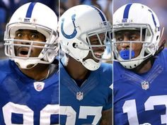 2015 Indianapolis Colts Receiving Corps