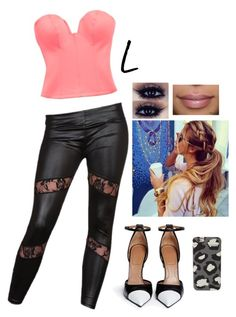 Birthday Clubbing L #319 by ambere3love34 on Polyvore featuring GUESS, Givenchy, Marc by Marc Jacobs, birthday, dance, Secret, clubbing and London