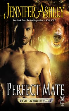 PERFECT MATE by Jennifer Ashley -- New York Times bestselling author Jennifer Ashley continues her Shifters Unbound series with the tale of a hot hunk of a bear Shifter on the hunt for a mate…