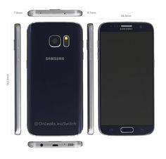 Neuer Tag, neue Leaks zum kommenden Samsung Galaxy S7. Heute haben wir für euch mal wieder neue Renderbilder des kommenden Flaggschiffes  http://www.androidicecreamsandwich.de/samsung-galaxy-s7-neue-renderbilder-und-video-aufgetaucht-486003/  #samsunggalaxys7   #galaxys7   #samsung   #samsunggalaxy   #smartphone   #smartphones   #android