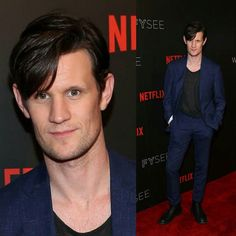 "24 mai 2017 : Matt Smith à un événement autour de ""The Crown"" par Netflix #actor #mattsmith #doctorwho #thecrown #netflix"