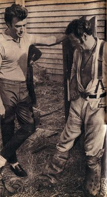 CLINT EASTWOOD AND ELI WALLACH