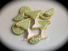 Margarita Cookies | by lizybbakes