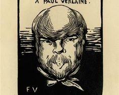 Paul Verlaine - por Felix Vallotton