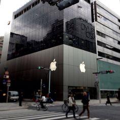 Apple store at Tokyo