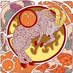 Aries the Ram ♈ ♂