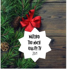 Reality TV GiftWatched Too Much Reality TV Christmas Ornament Christmas Party Decorations, Christmas Wreaths, Christmas Ornaments, Diy Gifts, Best Gifts, Tween Girl Gifts, Christmas Gifts For Coworkers, Grandparent Gifts, Reality Tv