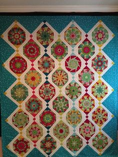Twinkle, Twinkle Christmas Tree Quilt by abigail