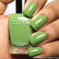 nails.quenalbertini: Zoya Jace   Addicted to Polish