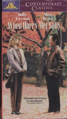 When Harry Met Sally... (VHS, 1997, Contemporary Classics)/ Original sealed