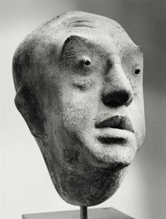 Bernhard Heiliger (Germany 1915-1995), Ernst Reuter, 1957.