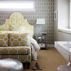 A girl's room that isn't too cutesy