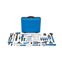 Park Tool kit. Cycling tools Bike tools.