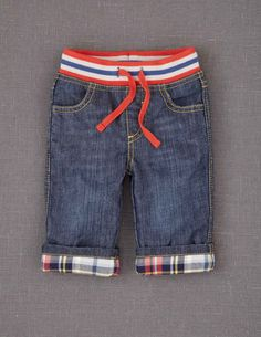 Baby Jeans 72090 Trousers & Jeans at Boden