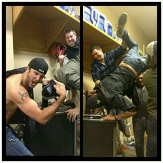 Best photographs ever!1:Luke Bryan,SHIRTLESS,cheering on a keg stand and 2.Luke Bryan DOING a keg stand.my life is complete.