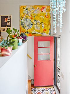 Brighten up your home during the dark winter months. See all the tips on WomansDay.com!