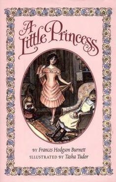 A Little Princess by Frances Hodgson Burnett (audio version available)