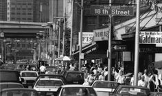 1980s: The Strip District's character remains
