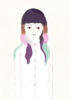 girls 3 - Atsuko Okubo