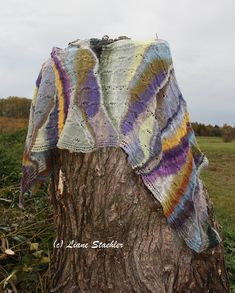 Ravelry: Autumn Wind with Variations by Liane Staehler