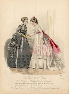 1870 - La Toilette de Paris