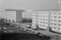 Halle-Neustadt 1969-70