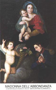 """A #SantaCaterinaVillarmosa festa della """"Madonna dell'Abbondanza"""". #typicalsicily http://www.terredelnisseno.it/events/4/evento-a-santa-caterina-villarmosa-madonna-dellabbondanza/…"""