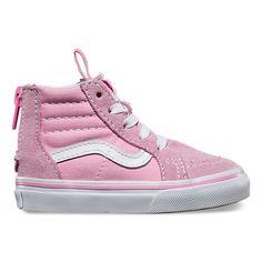 Toddlers SK8-Hi Zip | Shop Toddler Shoes at Vans