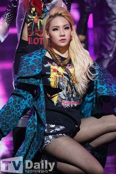 CL and them legs tho