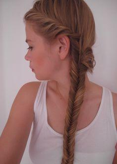 Fischgräten. The Long Bohemian Hair Dream