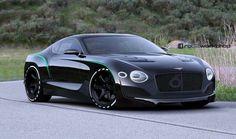Custom Bentley