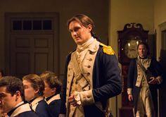 TURN: Washington's Spies | Benedict Arnold (Owain Yeoman)