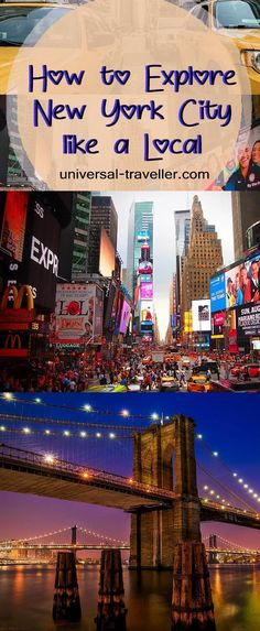 I have asked my fellow blogger Talek from NYC How to Explore New York City like a Local. In her interview she provides tips on what to do in New York City, where to stay in New York and where to eat in New York. She talks about Manhattan, Harlem, the Cen