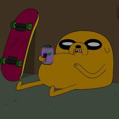 Jake Adventure Time, Adventure Time Characters, Cartoon Icons, Cartoon Art, Cartoon Characters, Marceline, Vintage Cartoon, Cute Cartoon, Gumball