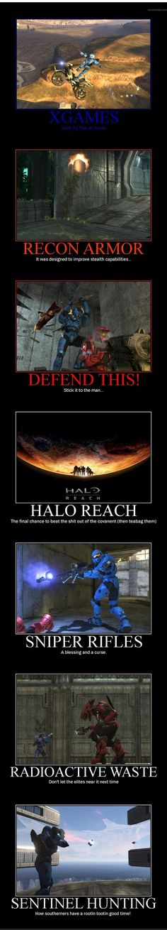 Halo, one of the best series ever made!!!