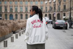 During Couture Fashion Week, Street Style Has No Limits #refinery29  http://www.refinery29.com/2016/07/116239/couture-fashion-week-2016-street-style-pictures#slide-6  #FeelYou....