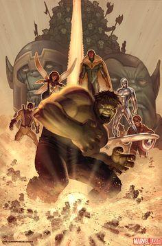 What If? World War Hulk Cover by Kai-S.deviantart.com on @deviantART