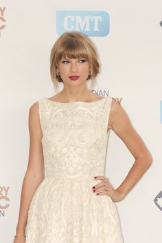 Taylor Swift Explains Penchant for Dresses