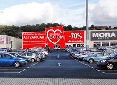 Nueva tienda de Muebles Boom en Vitoria-Gasteiz. Parque Comercial Gorbeia (Junto a Decathlon, Carrefour, Brico Depot, etc) | Tienda Online: www.mueblesboom.com