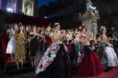 Dolce&Gabbana a Napoli: l'Alta Moda come non l'avete mai vista