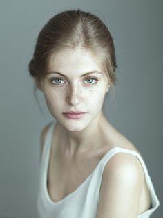 Portrait Photography Inspiration :  by Dmitry Ageev / 500px #BodyArtFemalePhotography