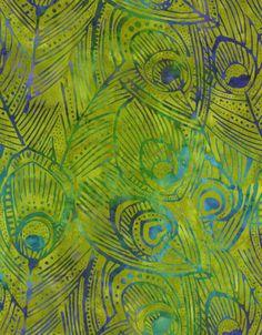 Timeless Treasures  Tonga Batik  Moss by JeanMariesFabrics on Etsy, $12.00