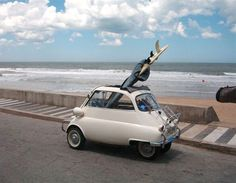 surfcar ,Iain Claridge
