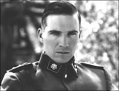 Ralph Fiennes. A performer of such commitment and transformation, who stays out of the public light to protect you, who must forget him and know only who he is on the screen at that moment. And—even as a terrifyingly cruel and psychotic SS officer—one hell of a dreamboat.